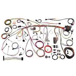American Autowire 510243 Classic Update Wiring Kit 1970 Ford Mustang