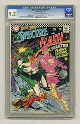 Brave And The Bold 72 Cgc 9.2 Ow-wh 1967 Dc Classic Spectre Vs Flash Anderson