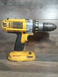 Dewalt Dc920 Xrp 18v 1/2 Cordless Drill Driver - Tool Only No Battery - Tested