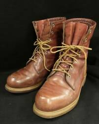 Red Wing 90s Irish Setter Red Wing Irish Setter Vintage Boots 10inch No.9803