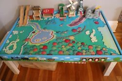 Island Of Sodor Thomas The Train Table Table Only