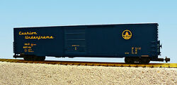 Usa Trains G Scale 60 Ft Single Door Box Car R19413a Baltimore And Ohio