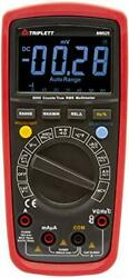 Triplett Mm525 True Rms 6000 Count High Performance Digital Multimeter With L...