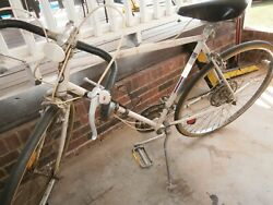 Vtg Sears Ted Williams Free Spirit Menand039s 10 Speed Bicycle Shimano/jun/dia Compe
