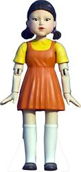 Squid Games Doll 72 Tall Life Size Cardboard Cutout Standee