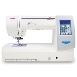 Janome Memory Craft Horizon 8200qcp Special Edition