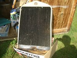 Antique Moon Car 1911 Radiator With Frame Honeycomb
