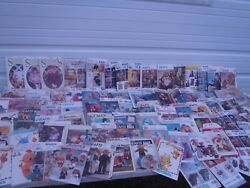 Vintage Craft Sewing Patterns Mixed Lot Of 85, Mccalls, Simplicity, Butterick