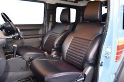 Suzuki Jimny Jb64/74 Outclass Synthetic Leather Vintage Seat Cover [from Japan]