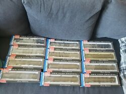 Set Of 12 Walthers New York Central 20th Century Limited Cars And Rapido Baggage