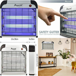 Aspectek 20w Electronic Bug Zapper , Insect Fly Killer - Mosquito, Moth ,