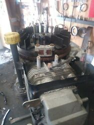 Riding Lawn Mower Engine 12.5 Hp.kohler Command Core Engine Sold For Parts...