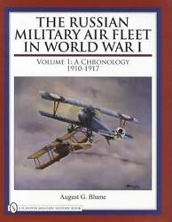 Wwi Russian Military Air Fleet Collector Guide Inc Badges Uniforms Plane Marking