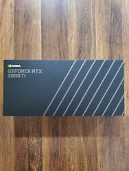 🔥sealed Nvidia Geforce Rtx 3080 Ti Founders Edition 12gb Gddr6x Graphics Card✈️