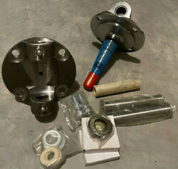 1928-1948 Ford Straight Axle Spindle With King Pin Set Early Model A