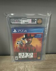 Red Dead Redemption 2 Ps4 Vga Gold