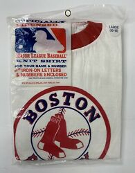 Vintage Boston Red Sox Tshirt 1968 Allison Tag Large New In Package Very Rare