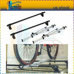 For Universal 48 Ford/chevy/honda/jeep Roof Rack Cross + Bicycle Package Cargo