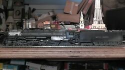 Ho Brass Steam Articulated Key Imports Challenger Union Pacific 4-6-6-4 3985 U.p