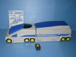 Discontinued Product Tomica Scramble Magnum Pa Trailer Tomy 2002 Instruction