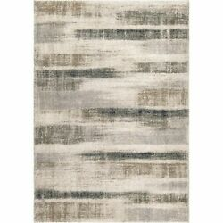 Orian Rugs Rose Lawn Natural 9and039 X 13and039 Area Rugs Nrv/rola/32nt/275x398