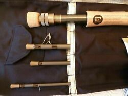 Hardy Wraith 9and0396 7 4pce Fly Fishing Rod With Tags