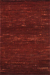 Loloi Contemporary 7and039-10 X 11and039-0 Area Rugs With Red Finish Roycrc-03re007ab0