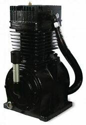 Mi-t-m 3-0313 Electric Air Compressors Replacement Pump - Two Stage-cast Iron