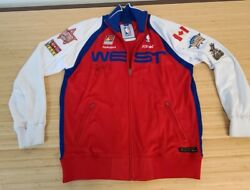 Steve Nash Limited Edition 12 Of 16 2006 Nba All Star Game Jacket M Suns