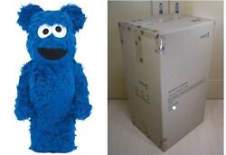 Be Rbrick Cookie Monster Costume Ver. 1000 Medicom Toy Bear Brick New To Uno