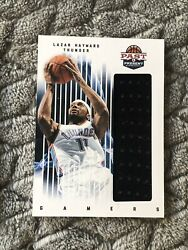 2011-12 Past And Present Gamers Materials Lazar Hayward 52