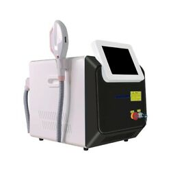 Q Switch Nd Yag Laser E-light Device For Age Spots Removal Face Neck Lifting
