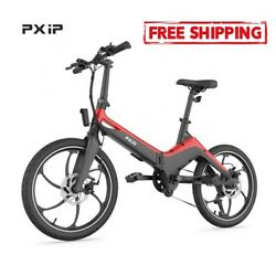 S9 E Bike With 20and039 Tire Hd Smart Display 3 Riding Modes Foldable Electric Bike