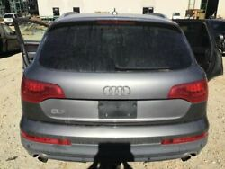 Trunk/hatch/tailgate With Spoiler Fits 10-15 Audi Q7 2975461