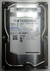Samsung Hd103ui Sata Hdd 1tb 5400rpm For Parts Does Not Work