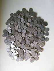 400 No Date Buffalo Nickels For Antique Slot Machines Great Deal Free Shipping