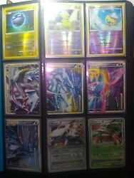 Pokemon Charizard Tcg Collection Prime, Lvl X Cards And More Read Discription