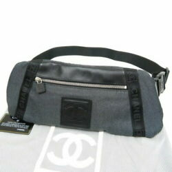 The Real Thing Coco Mark Vintage Sports Line Shoulder Bag Nylon No.112