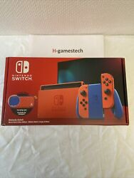 Nintendo Switch Super Mario 35th Anniversary - Mario Limited Edition Comme Neuf