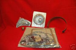 C6 TRANSMISSION REBUILD KIT With All Friction Clutches and Band 1976 amp; Newer $141.77
