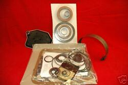 AODE 4R70W TRANSMISSION REBUILD KIT WITH ALL FRICTION CLUTCHES AND BAND 1993 95 $199.77