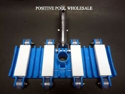Swimming Pool Concrete Vacuum Head Pool And Spa Cleaner