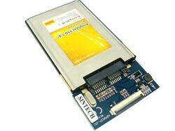 Sintech 16pin Micro Sata Ssd Hdd To 1.8 40pin Zif Adapter Card+cable