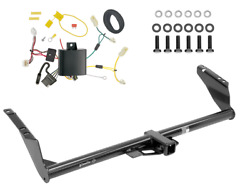 Trailer Tow Hitch For 11-14 Toyota Sienna 15-20 Se Only W/ Wiring Harness Kit