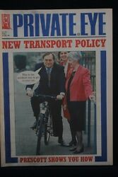Private Eye 955 - New Transport Policy - 24 Jul 1998