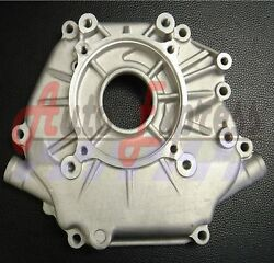 New Honda Engine Side Cover Crankcase Cover Free Gasket Fits Gx270 9hp