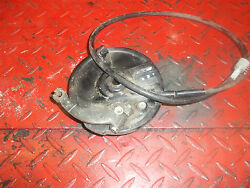 Honda Xl 185 S 1982 Front Plate Housing/speedometer Cable I Have More Parts