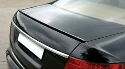 For Ford Mondeo Mk2 Saloon Hatchback Rear Boot Trunk Spoiler Lip Wing Trim St