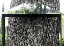 Rolls Royce Grill Shell 1955-63 Sc1-2 Also Pv And Coachblt Cars Show Quality