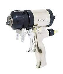 Graco Fusion Ap Gun For Coatings And Spray Foam With Mixing Chamber Ar6060